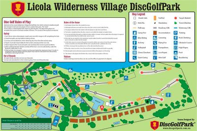 Recreation Activity Design Licola Wilderness Village