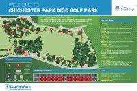 Recreation Activity Design Chichester Park Disc Golf Park Trappers Drive Woodvale