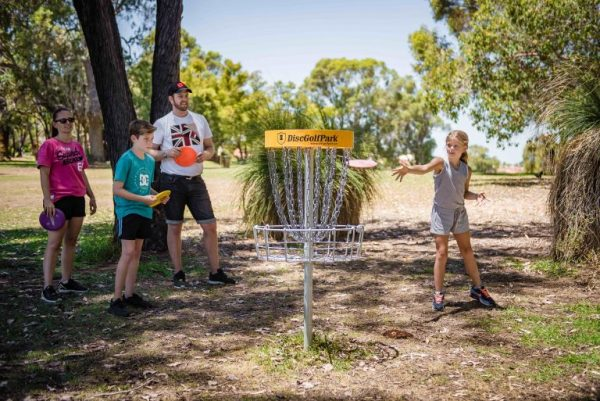 RAD creations Recreation Activity Design Golden Gate Park Disc Golf