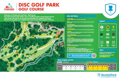 Recreation Activity Design Disc Golf Course Thredbo NSW