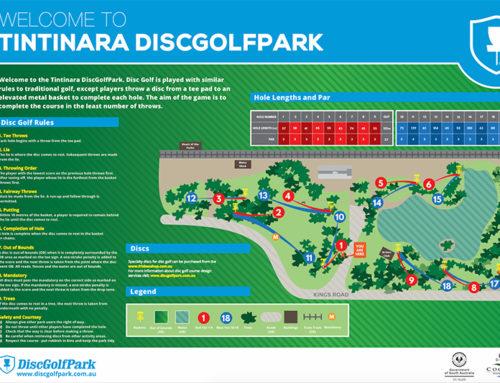 Tintinara Disc Golf Park