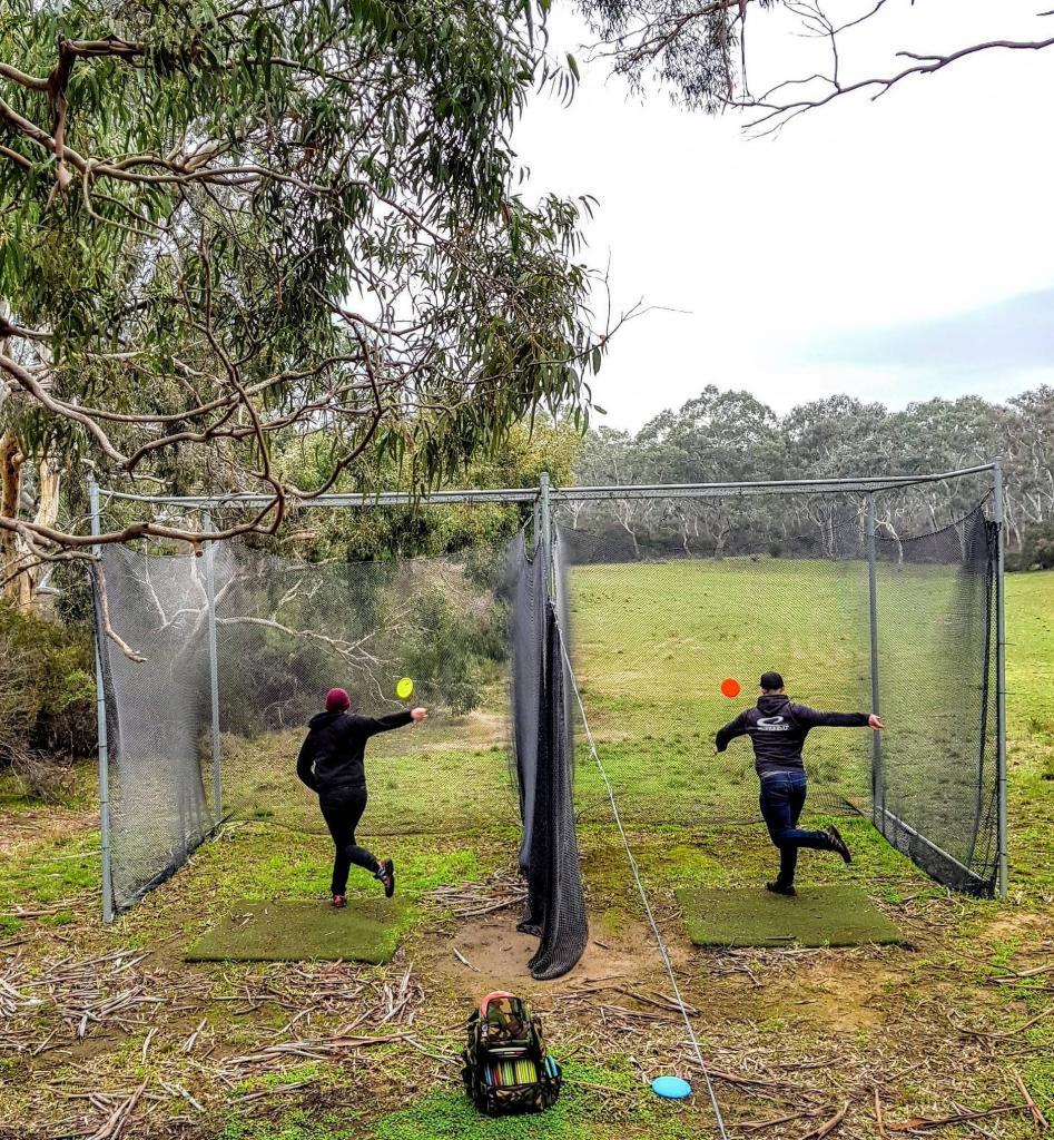 image of the Inverleigh Disc Golf Course
