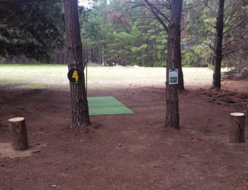 Pine Lines Disc Golf Course