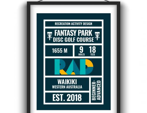 Fantasy Park Disc Golf Course – Waikiki, Western Australia