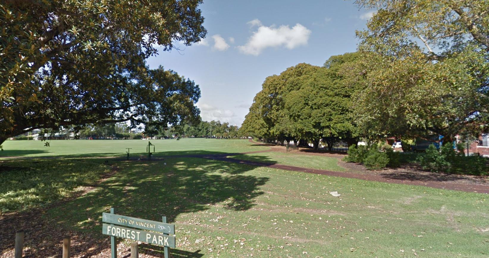 An image of Forrest Park