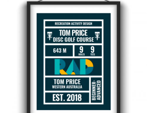 Tom Price Disc Golf Course – Tom Price, Western Australia