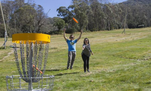 RAD Recreation Activity Design Featured Courses Thredbo Friday Flat Summer