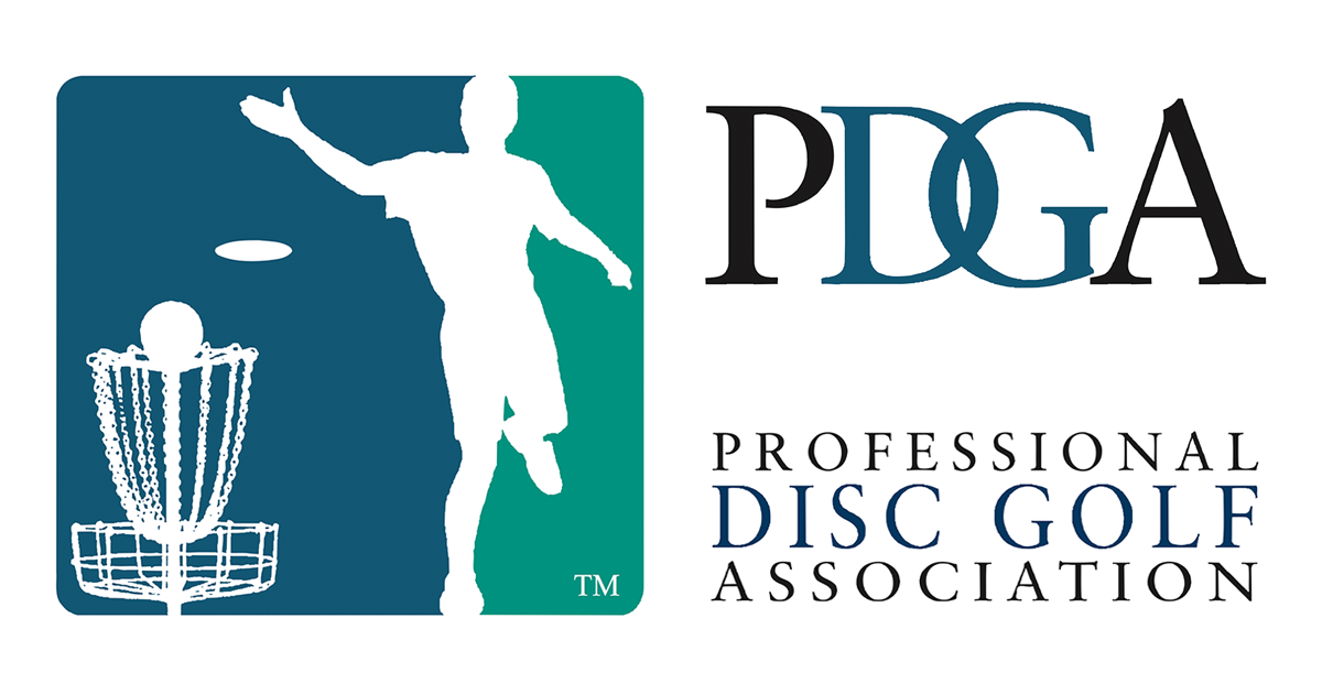 An image of logo of Professional Disc Golf Association PDGA