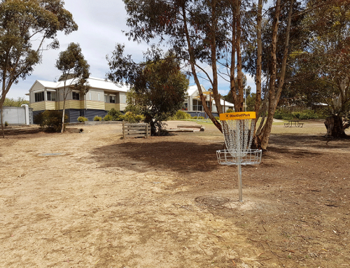 Blending Camp And Disc Golf – A Recipe For Success
