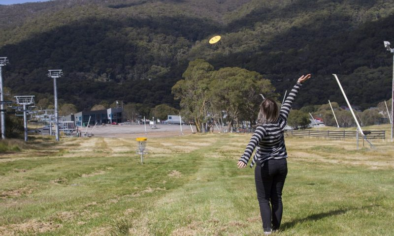 RAD Recreation Activity Design Here to Help Diversify Your Customer Base With Disc Golf Thredbo