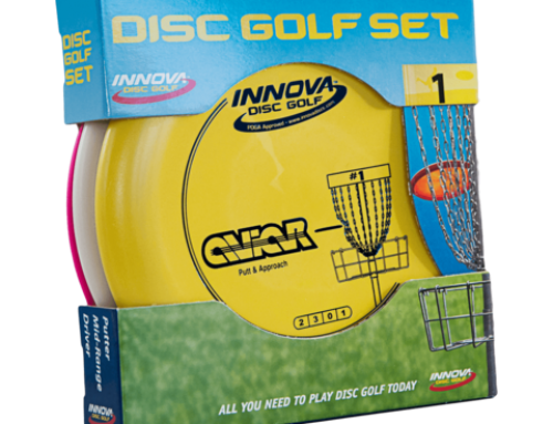 The inexpensive world of Disc Golf