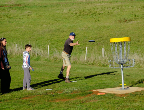Introducing A New Sport For Burnie Residents – Disc Golf