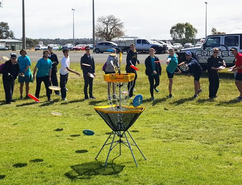Disc Golf: Building your community