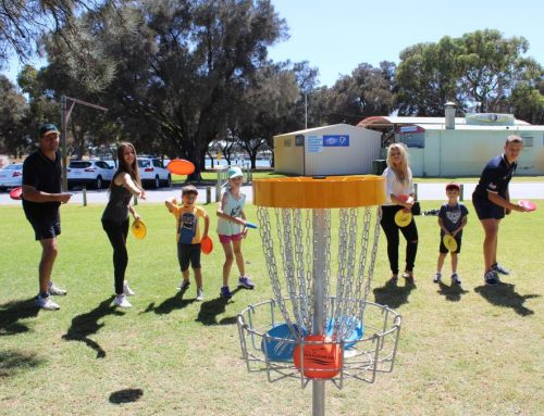 Let's Enjoy Some Fun At The Mandurah Disc Golf Course