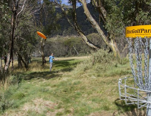 Get Your Slopes Ready For Year-Round Fun With Disc Golf