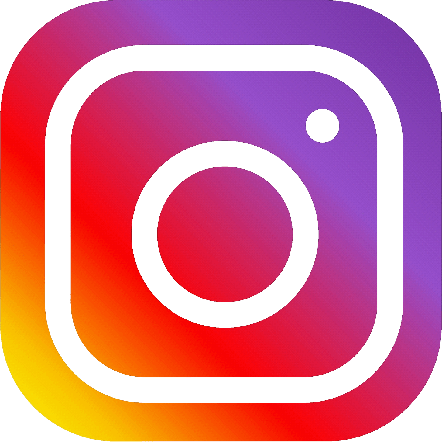An image logo of instagram for rad disc golf