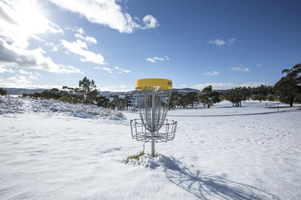 image of the Jindabyne Disc Golf Course