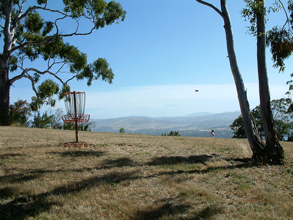 RAD Recreation Activity Design Featured Courses Poimena Disc Golf Course