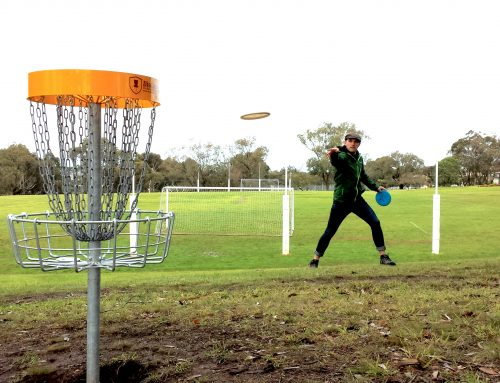 Christian College Disc Golf Park