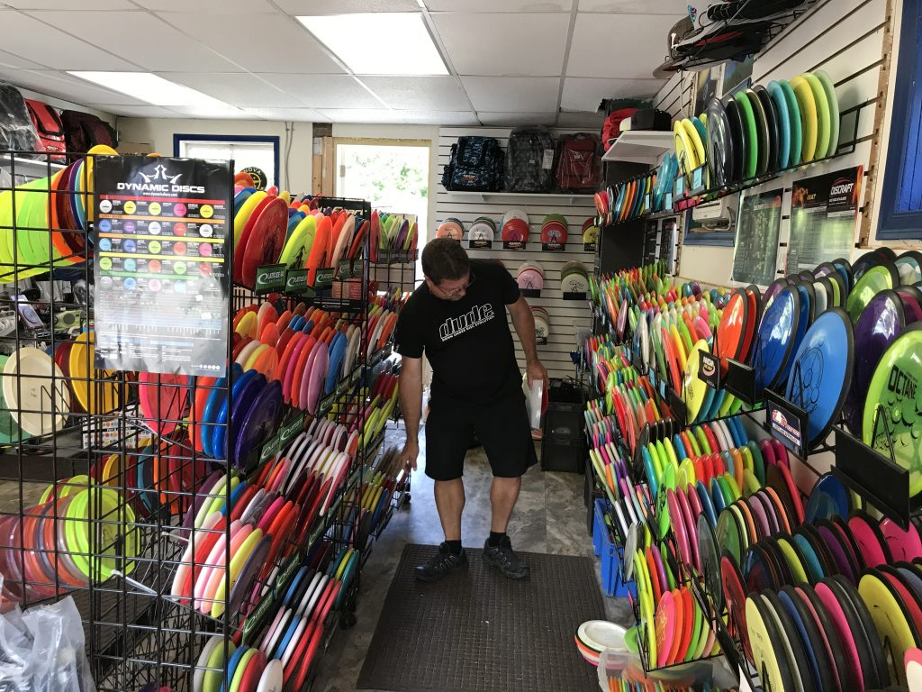RAD Recreation Activity Design - HERE TO HELP - How Can You Support Your Local Disc Golf Store?