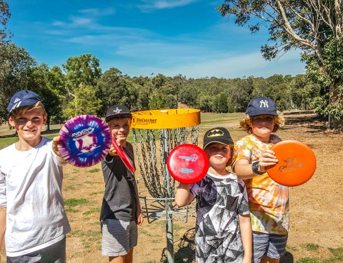 Disc Golf – The Family Sport