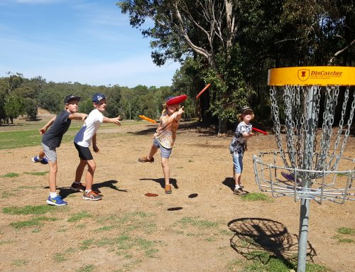 The Mundaring Disc Golf Course – Propelling The Sport To The Next Level