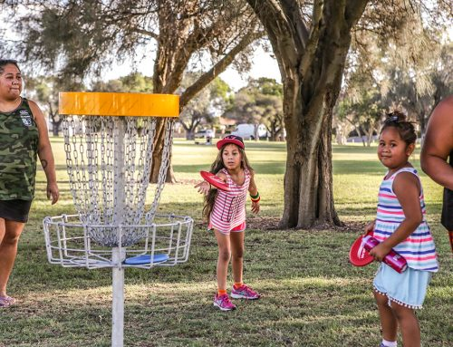 Disc Golf Juniors