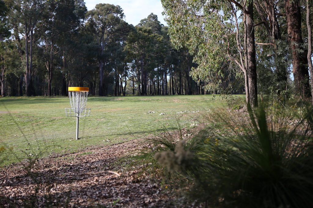 an image of Mundaring disc golf course