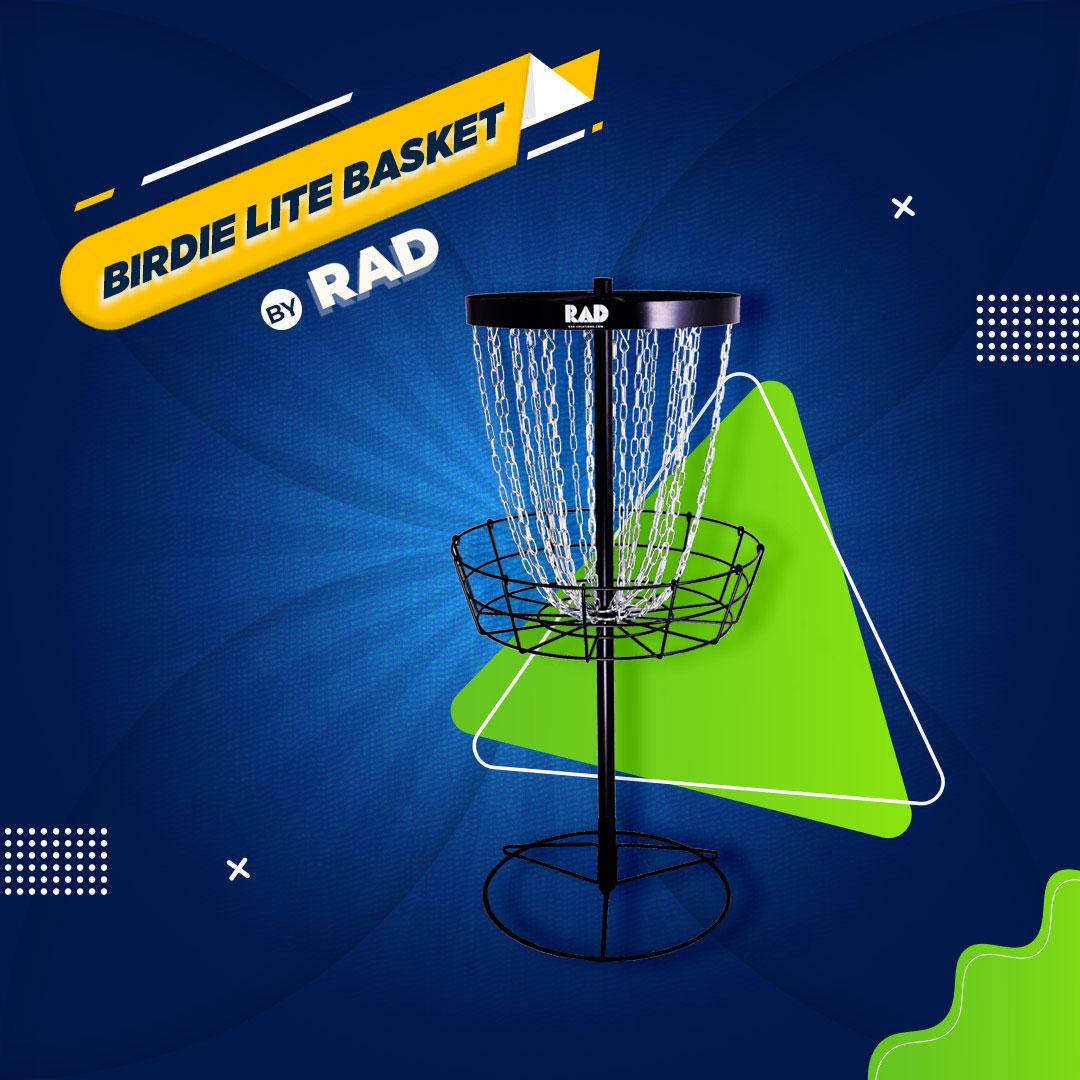 birdie lite basket by rad