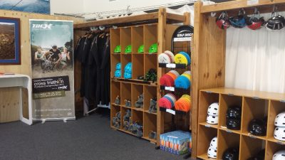 an image of a disc golf store