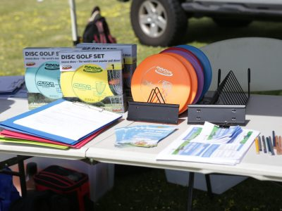 an image of disc golf apparels