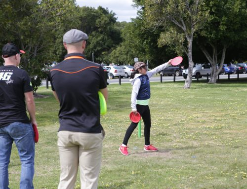 Increasing Council Praise Through Disc Golf Involvement