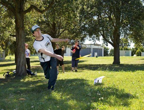 A Gem At Sydney Olympic Park – The Armory Disc Golf Course
