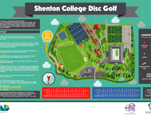 Shenton College Disc Golf