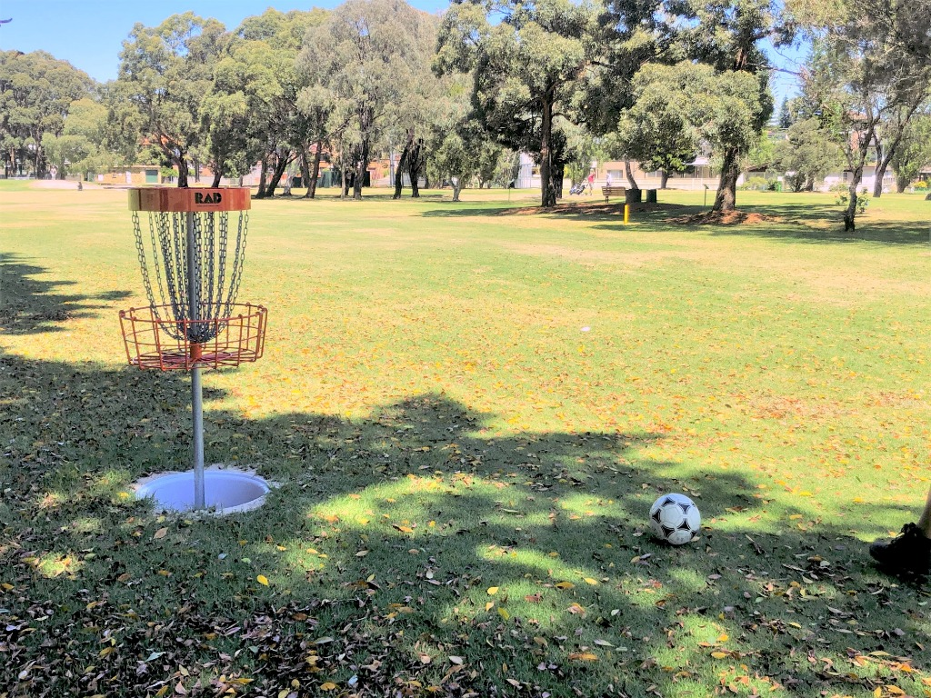 RAD Creations Barnwell Park Sydney Multi-Sport Golf
