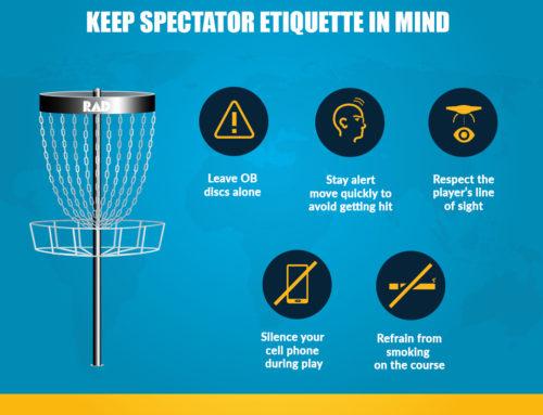 Keep Spectator Etiquette in Mind