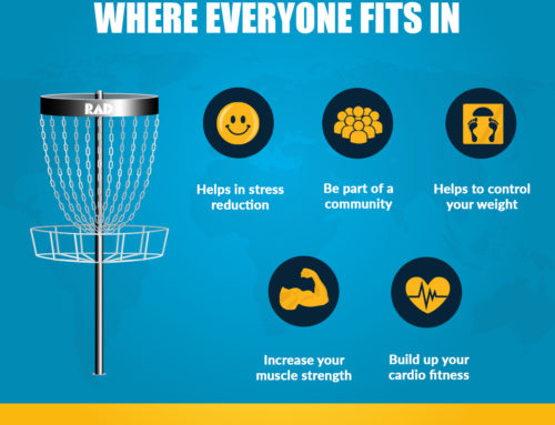 Disc golf – the sport where everyone fits in