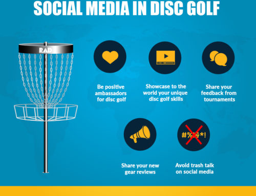 Do's and Don'ts of Social Media in Disc Golf
